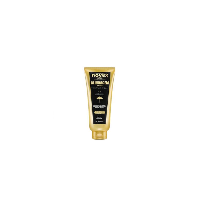 Novex Gold Salon Blindaje Capilar con keratina 200g