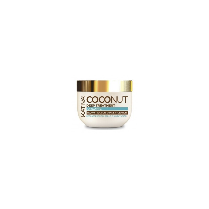 Mascarilla Coconut Kativa 250ml