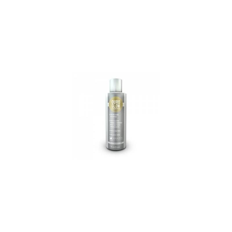 Amazon Keratin Champú Ouro Glow Color Care sin sal y sin sulfatos 250ml