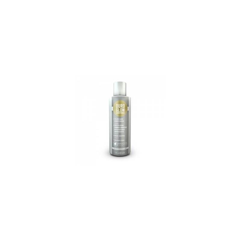 Amazon Keratin Acondicionador Amazon Keratin Ouro Glow Color Care sin sal y sin sulfatos 250ml