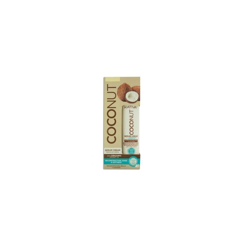 Serum en crema Coconut Kativa 200 ml
