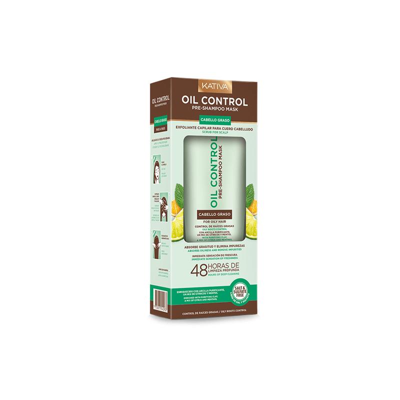 Kativa Spray Oil Control 200 ml