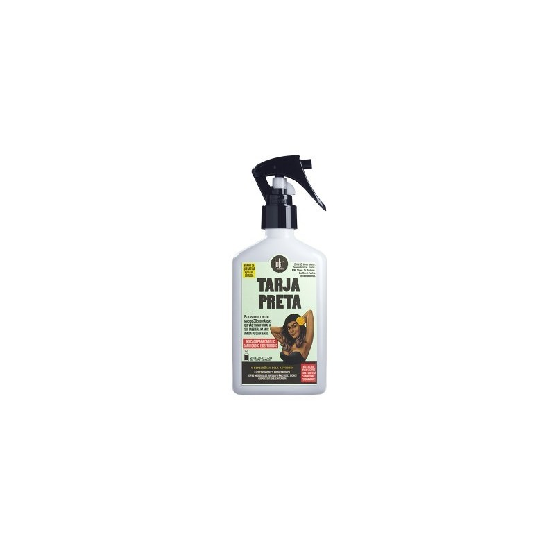 Lola Cosmetics TARJA PRETA - QUERATINA VEGETAL - SPRAY 250ml