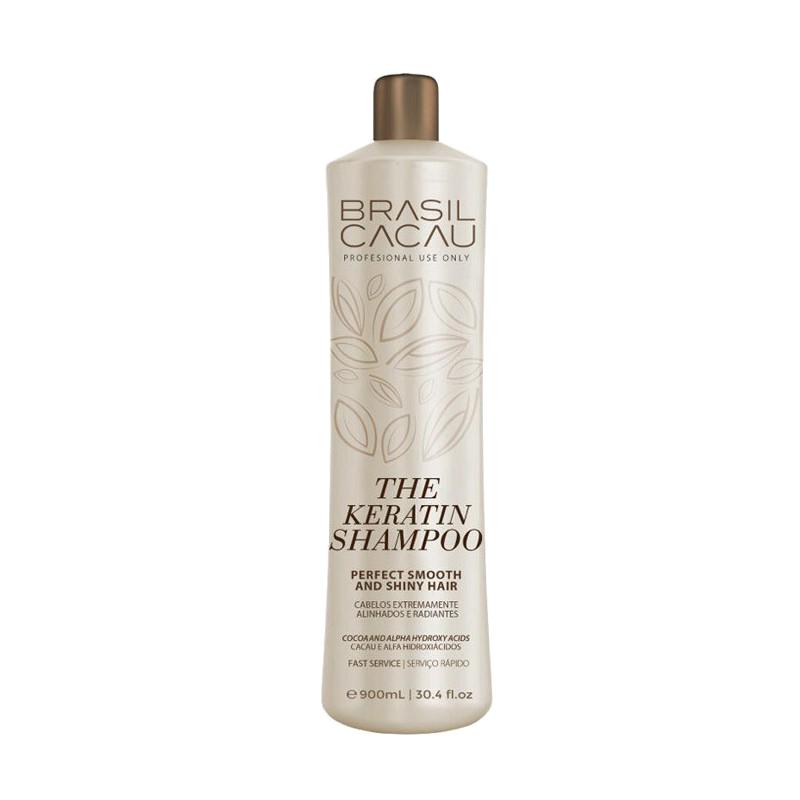 The Keratin Shampoo 900ml